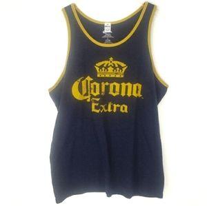 Corona Muscle Tee Men's XL